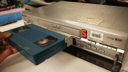 的 World Has Finally Made Its Very Last New VCR