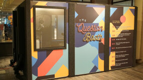 Question booth podcast