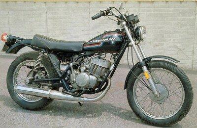 1975 Harley Davidson Ss 250 Howstuffworks