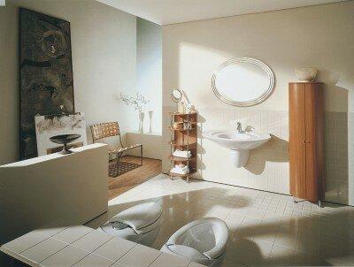 bathroom decoration ideas.htm bathroom design idea creating warmth with color howstuffworks  bathroom design idea creating warmth
