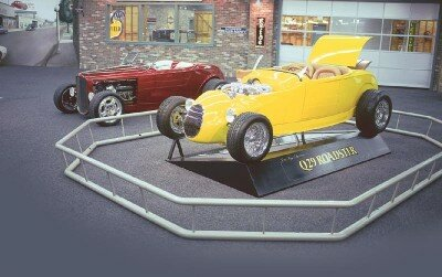 1929 1994 Infiniti Q29 Ford Hot Rod Roadster Brochure