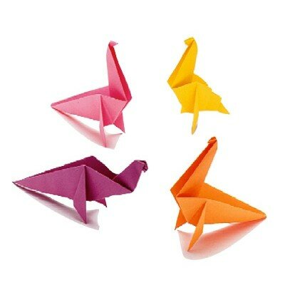 How To Make an Easy Origami Dinosaur - YouTube | 400x400
