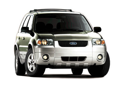 How The Ford Escape Hybrid Works Howstuffworks