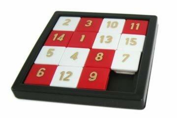Sliding Number Puzzle