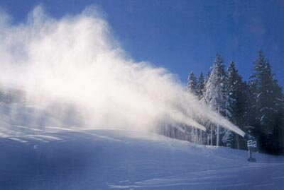 Costs Of Snow Making How Snow Makers Work Howstuffworks