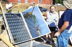 DIY Passive Solar Heat for Your Garage