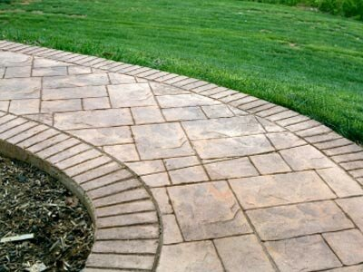 How Stamped Concrete Works Howstuffworks