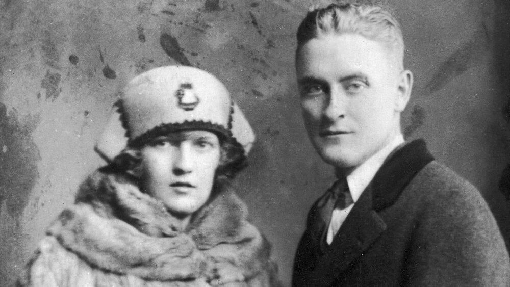 F. Scott and Zelda Fitgerald