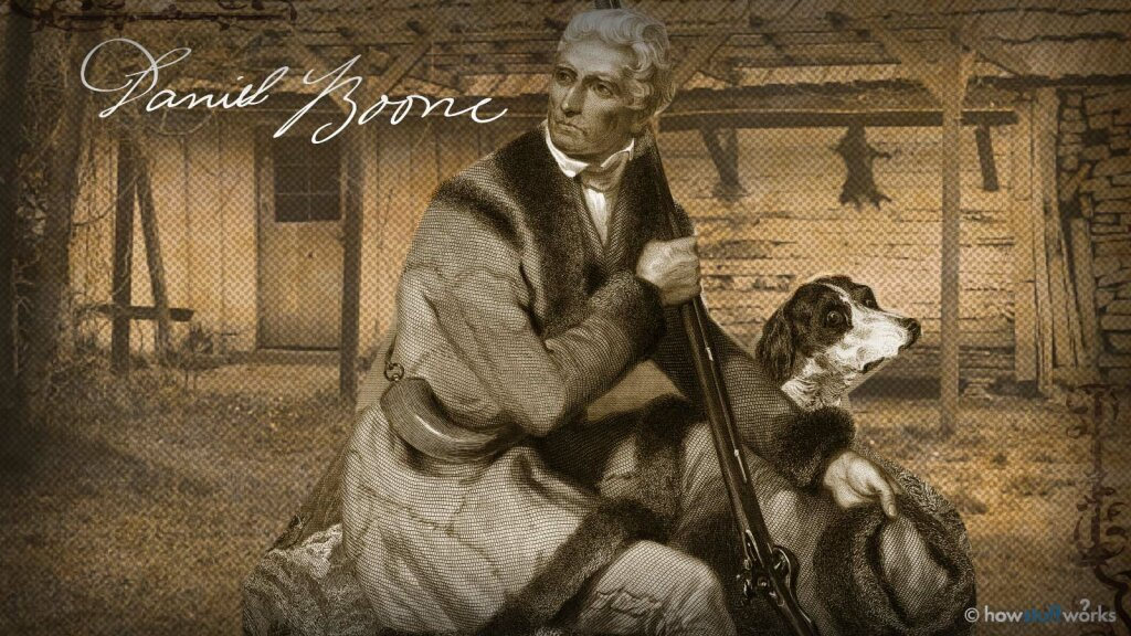 Explorer Daniel Boone Blazed a Trail to the American West