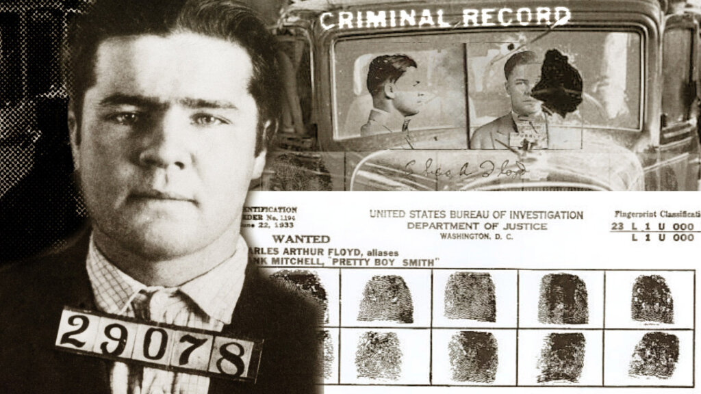 How 'Pretty Boy' Floyd Became the FBI's Public Enemy No. 1