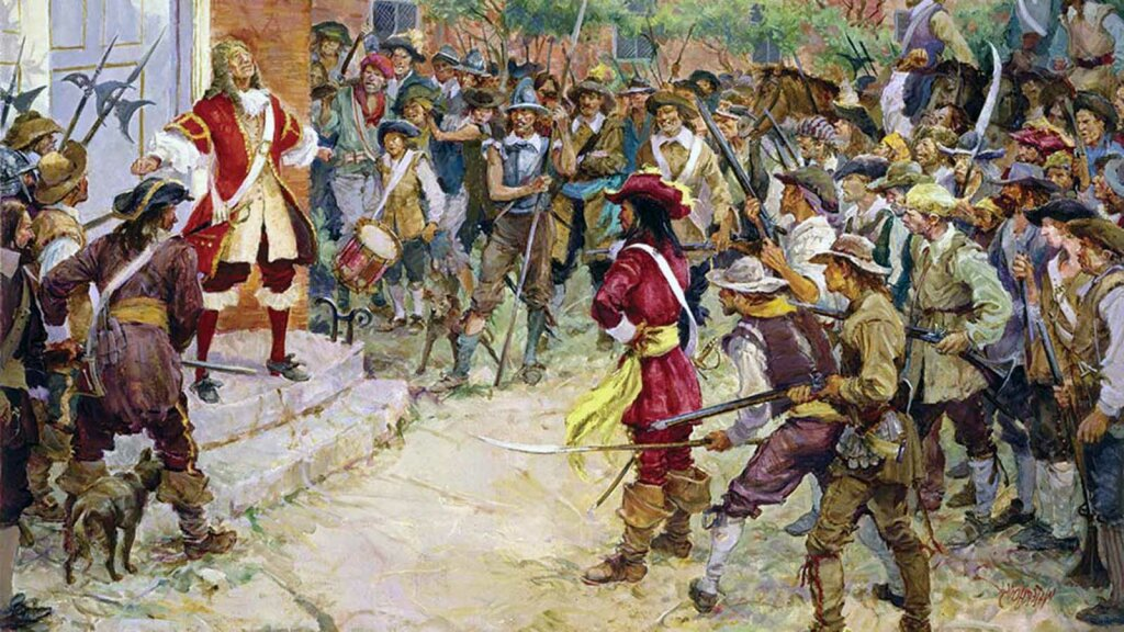 Bacon's Rebellion: America's First Armed Insurrection