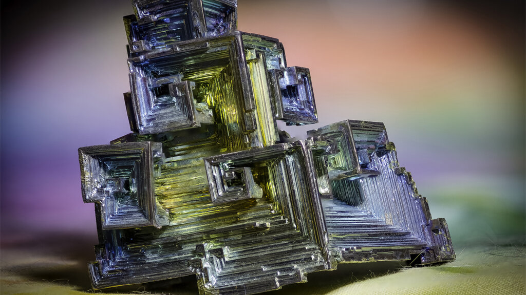 The Ancient Element Bismuth Is the Pink in Today's Pepto-Bismol