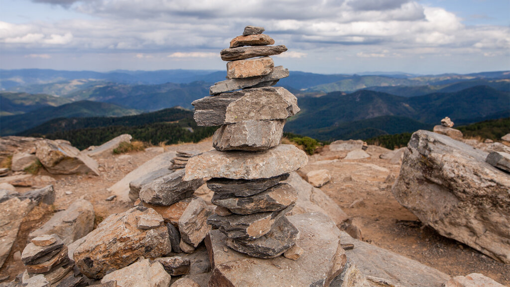 Scientists Say: Hey, Hikers, Stop Stacking Rocks!