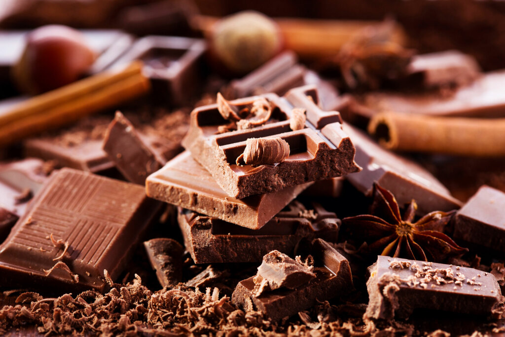EASTER: A GREAT HOLIDAY FOR CHOCOLATE AND BORDEAUX WINE
