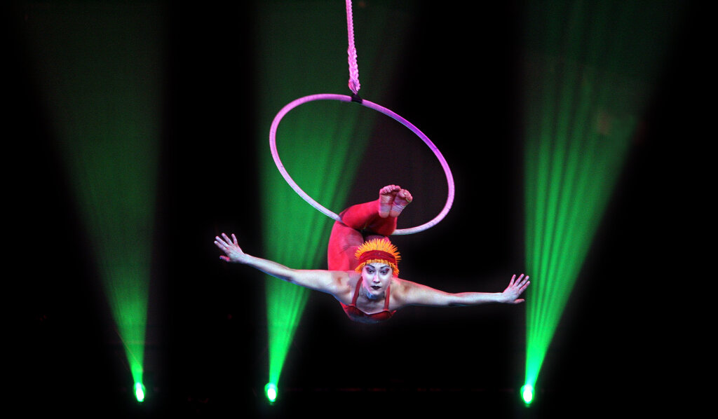 10 of the Most Dangerous Circus Acts Performed Today