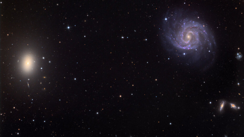 This Galaxy Doesn't Have Dark Matter, and That's Weird