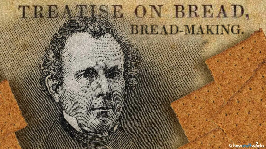 Sylvester Graham Invented Graham Crackers to Curtail 'Evil' Urges
