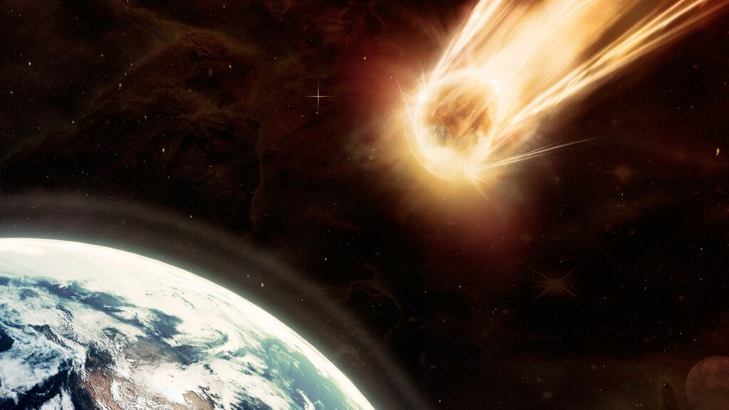 How Big Does a Meteor Have To Be To Make It To the Ground?