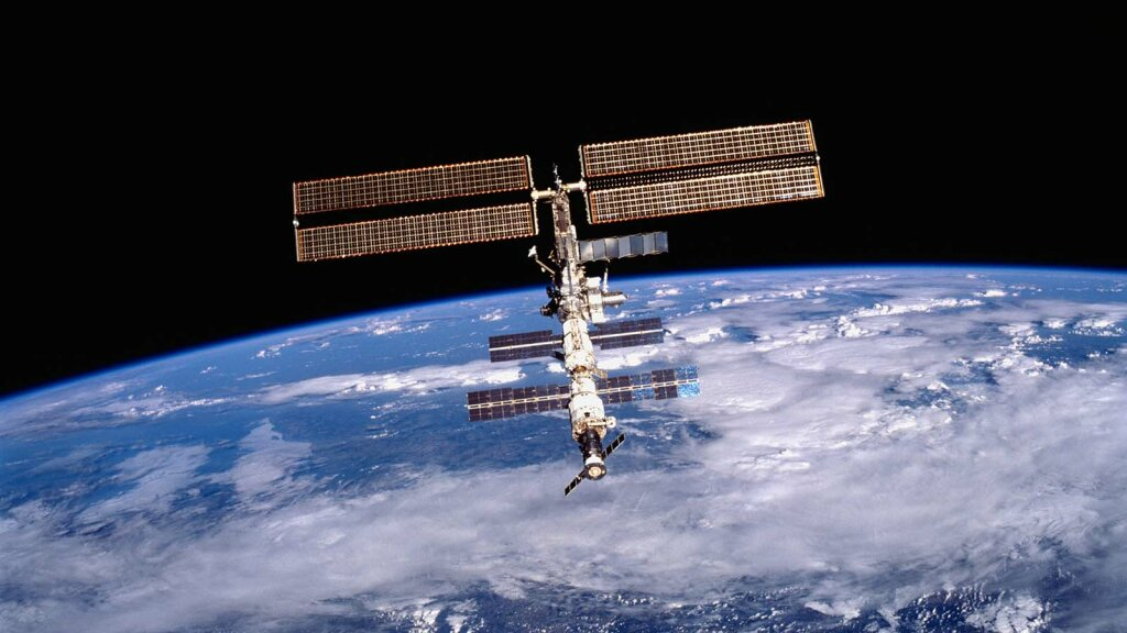 20 Years on the ISS Proves We Can All Get Along