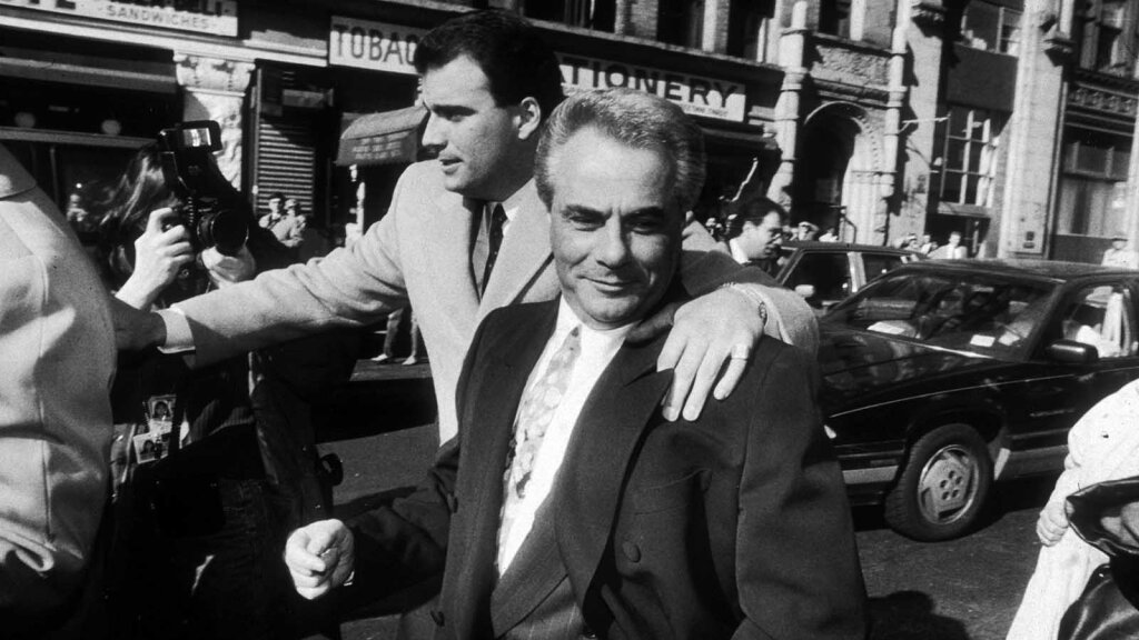 John Gotti Never Lived Up to His 'Teflon Don' Nickname