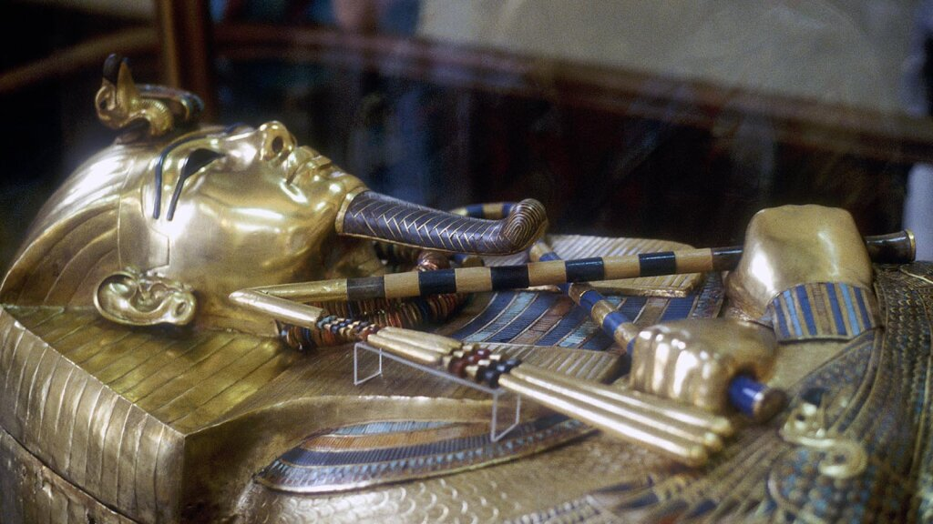 How King Tut Became a Pharaonic Rock Star Only After Death