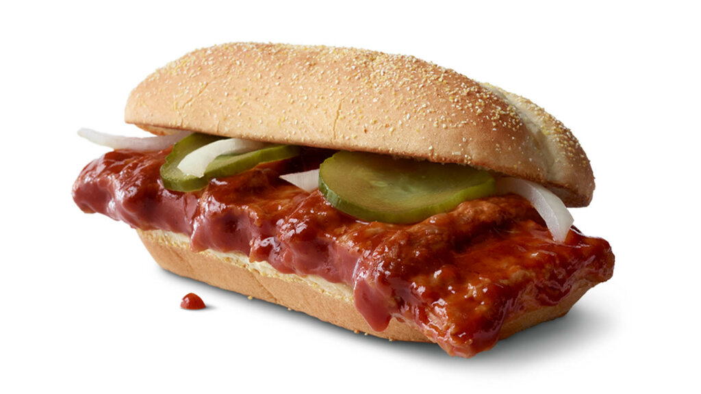 It's 2020. Of Course the McRib Is Back