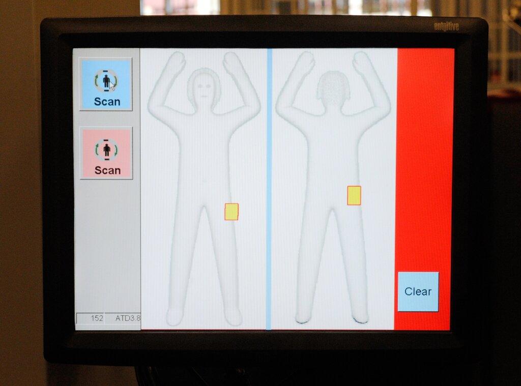 How Millimeter Wave Scanners Work | HowStuffWorks