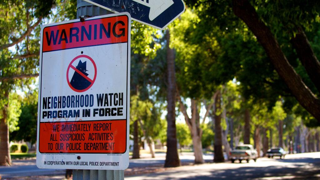 A National Award for Sun City's Neighborhood Watch ...  |Neighborhood Watch Organization