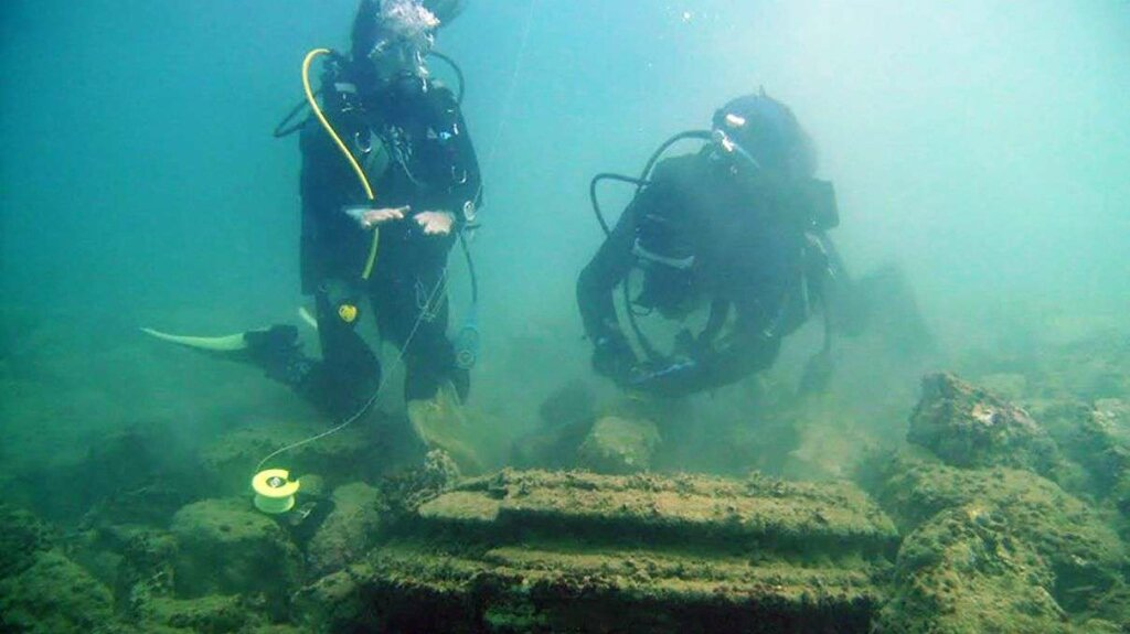 Underwater 'Lost City' Wasn't Built by Humans, Study Shows