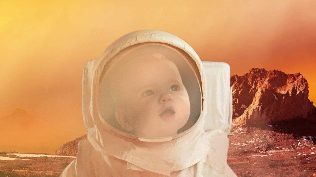 Can You Have a Baby on Mars?