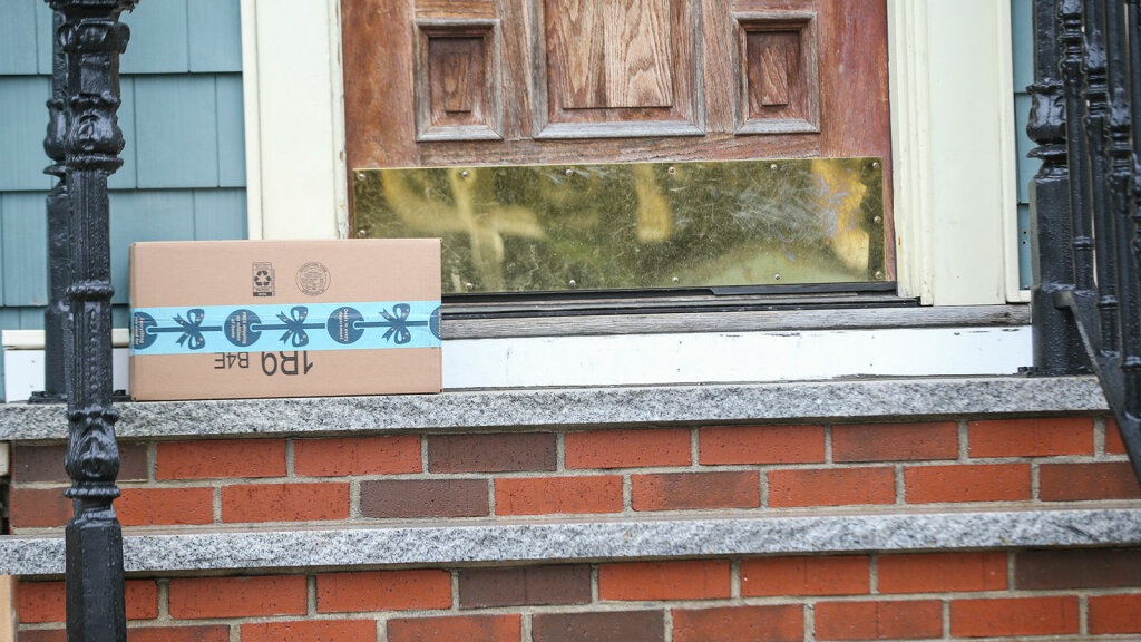 How to Protect Your Packages From Porch Pirates