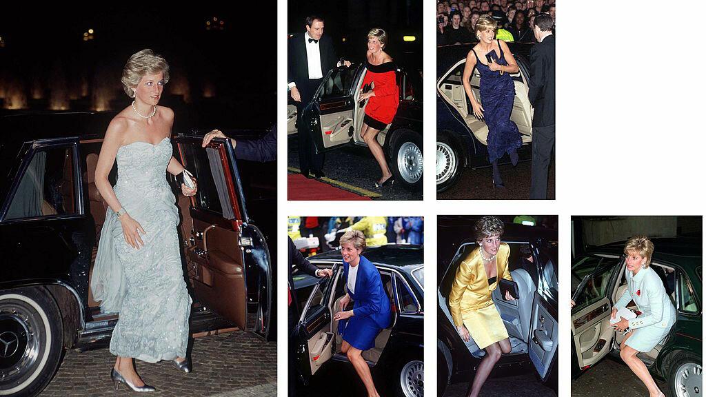 Diana, cars