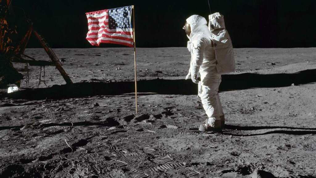 5. 'One Small Step' Act Encourages Protection of Human Heritage in Space