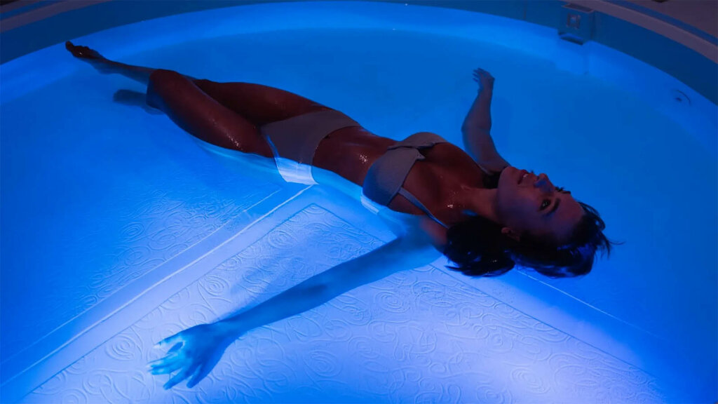 Why You May Actually Love Floating in a Sensory Deprivation Tank
