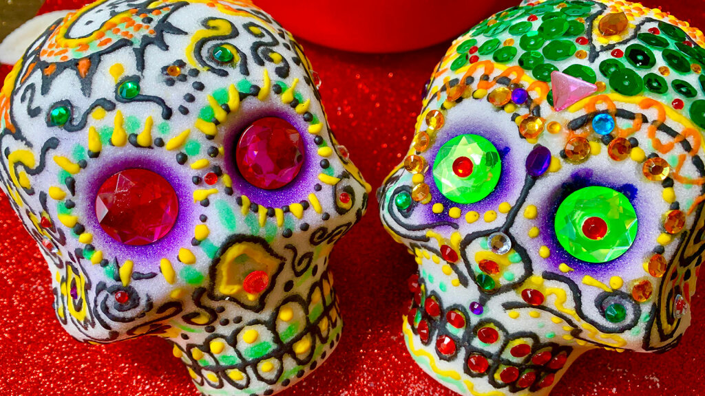 How To Make Day Of The Dead Sugar Skulls Howstuffworks