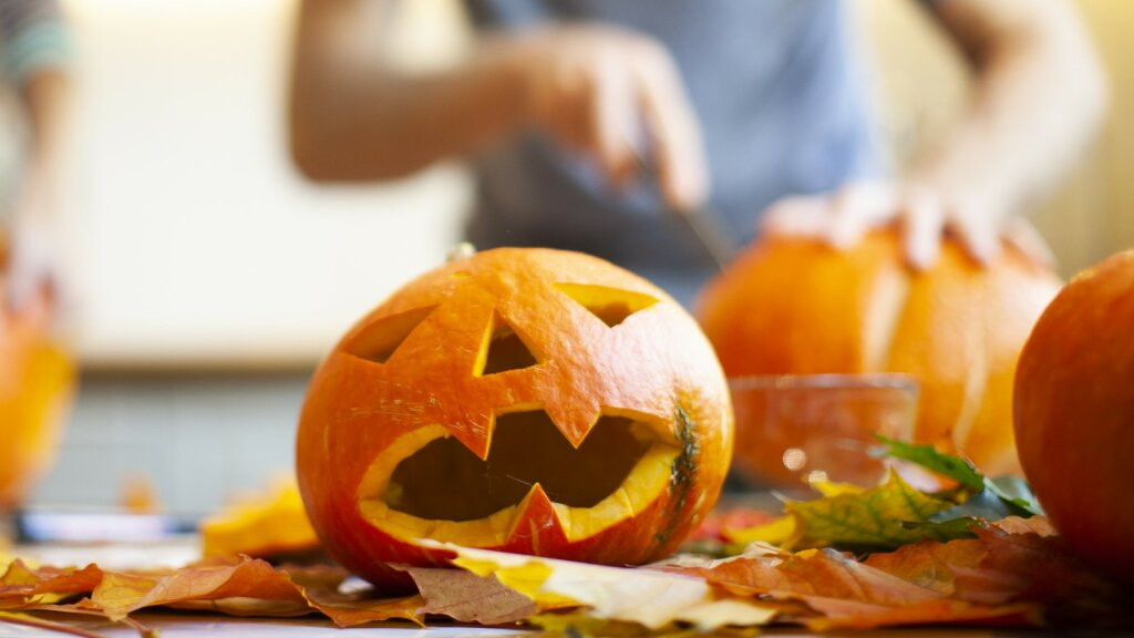 Why Do People Carve Jack-O'-Lanterns at Halloween?