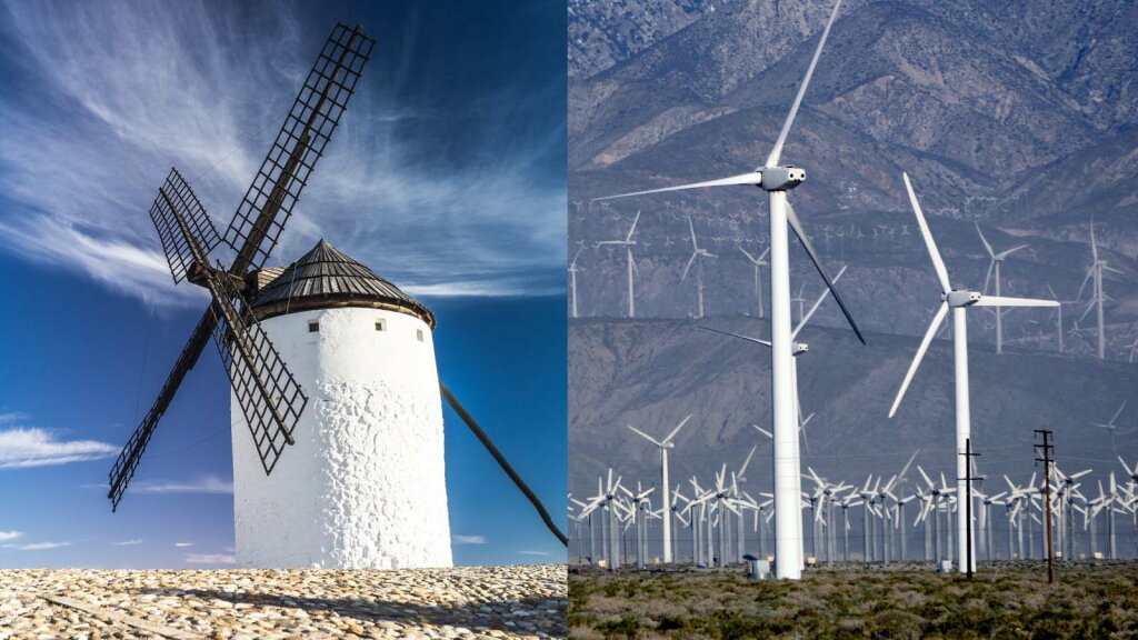 Daily Digest: What's the Difference Between a Windmill and a Wind Turbine?