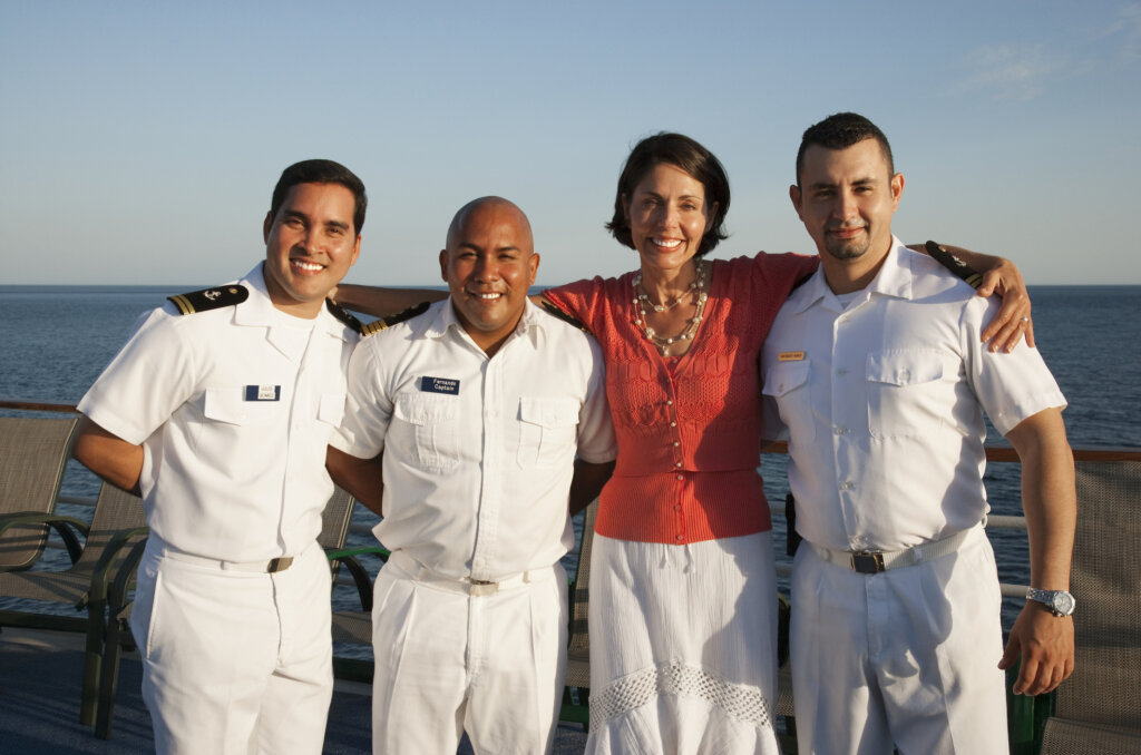 Work Authorizations and Payment for Cruise Workers
