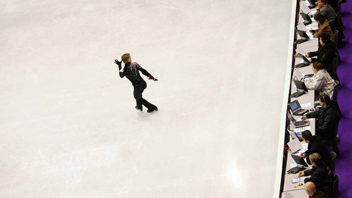 competitive figure skating