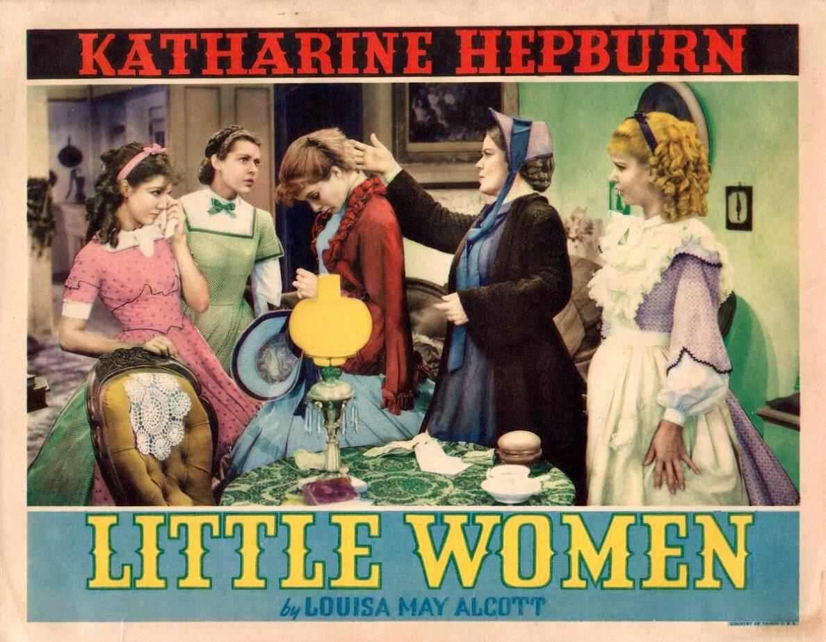 Little Women 1993 film, Katharine Hepburn