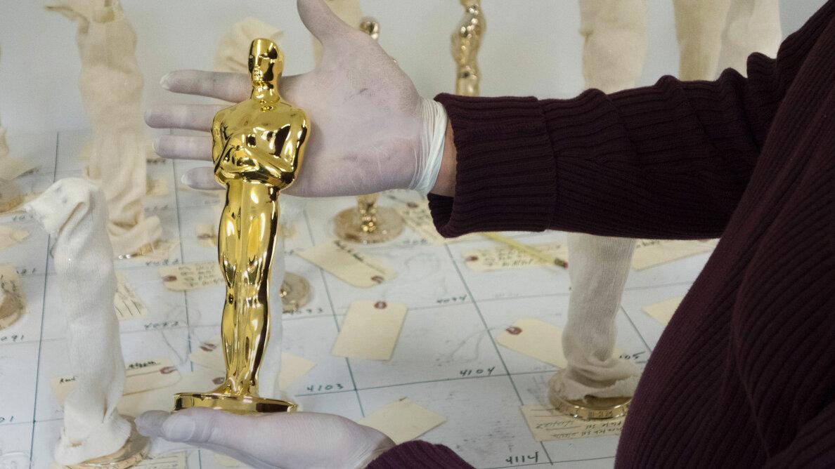 Oscar statuette,  Polich Tallix Foundary