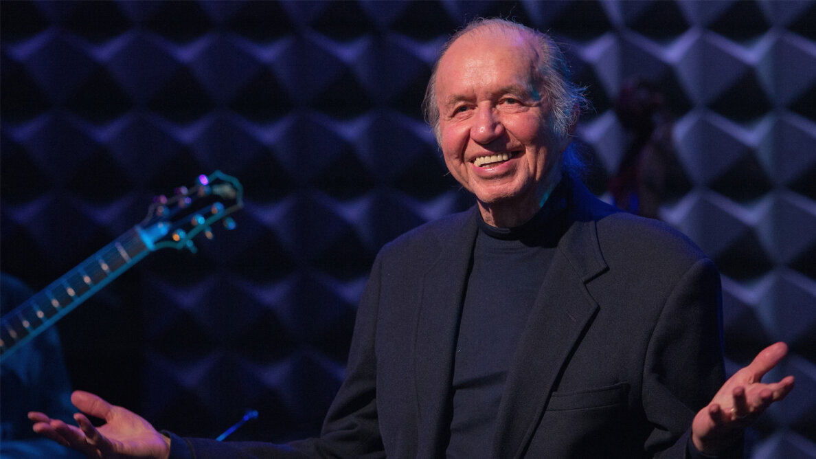 Jazz pianist Bob Dorough was instrumental in the show's creation and wrote much of the songs and music. Kevin Yatarola/Getty Images