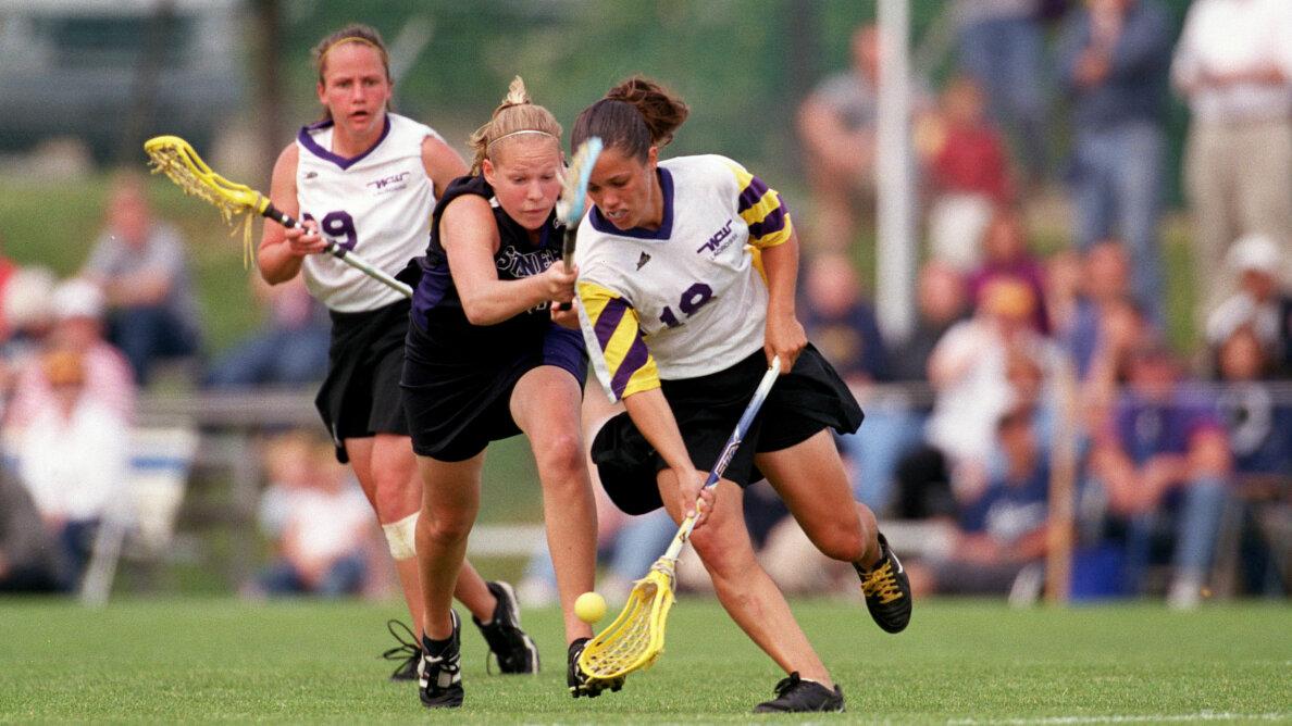 college women's lacrosse