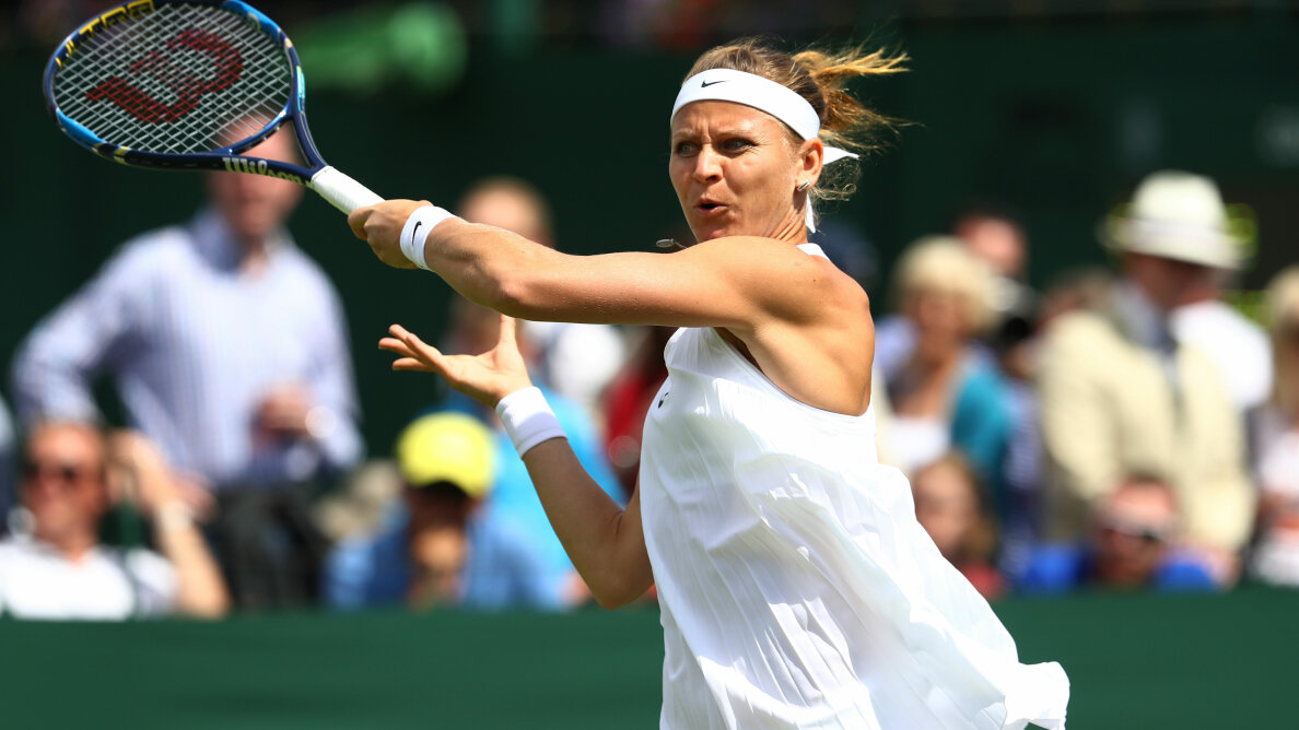 Lucie Safarova, Wimbledon tennis