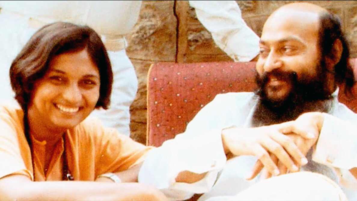 Bhagwan Shree Rajneesh Ma Anand Sheela Wild Wild Country