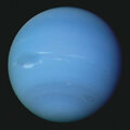 In the midsection of Neptune, a storm rages at more than 500 miles per hour. It has been nicknamed the Great Dark Spot.