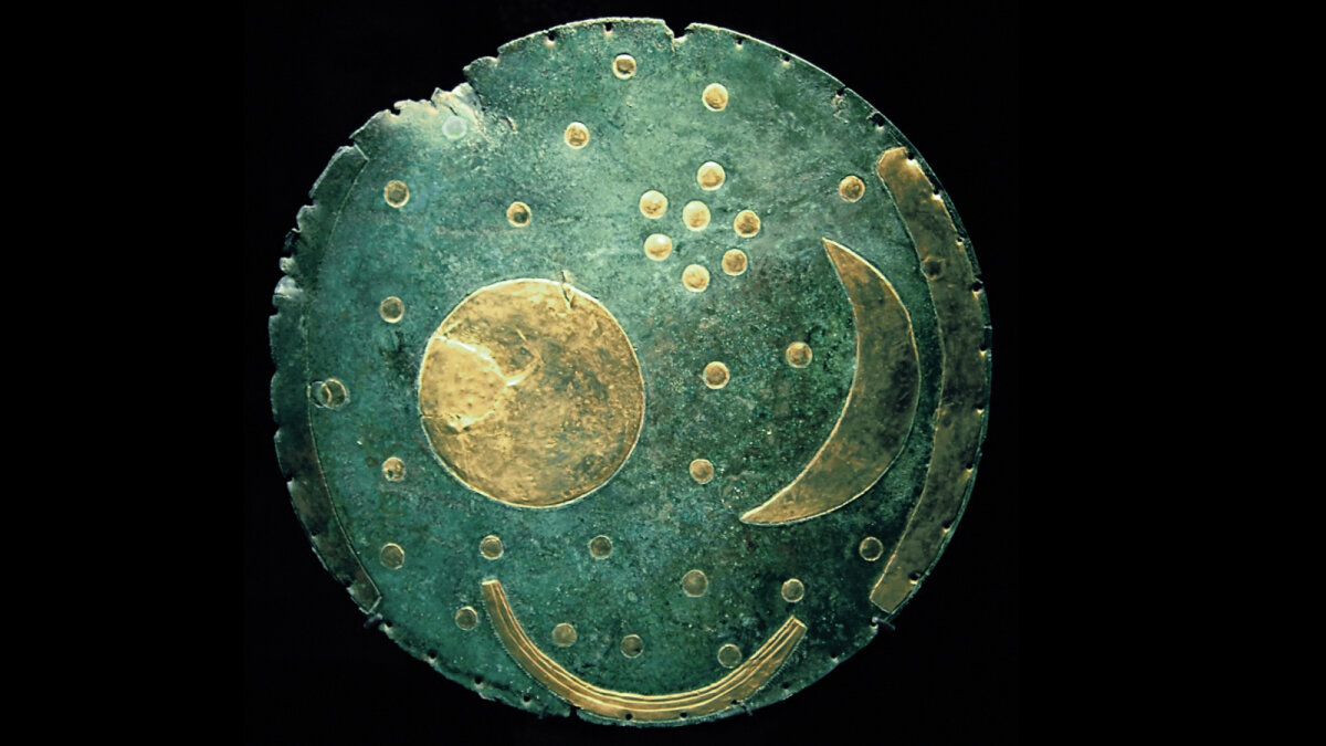 3. The Nebra Sky Disc: Early Calendar, Ancient Astronomical Art or Simply a Fake?