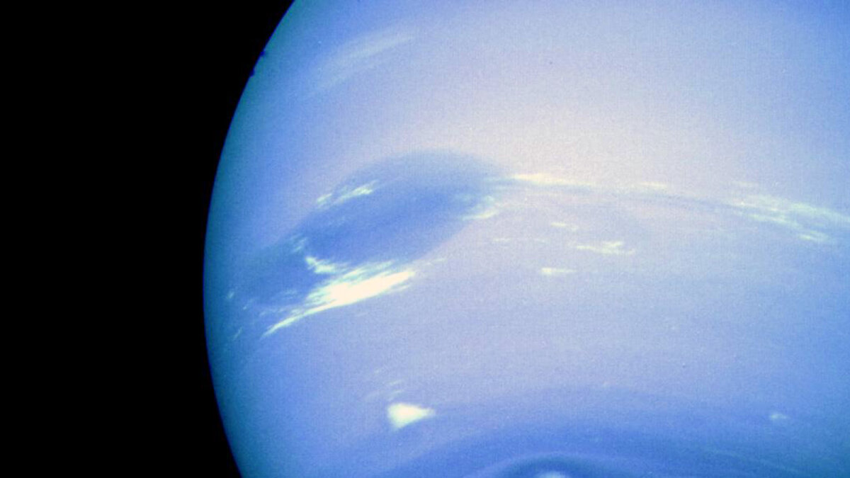 Neptune: An Ice Giant With Supersonic Winds