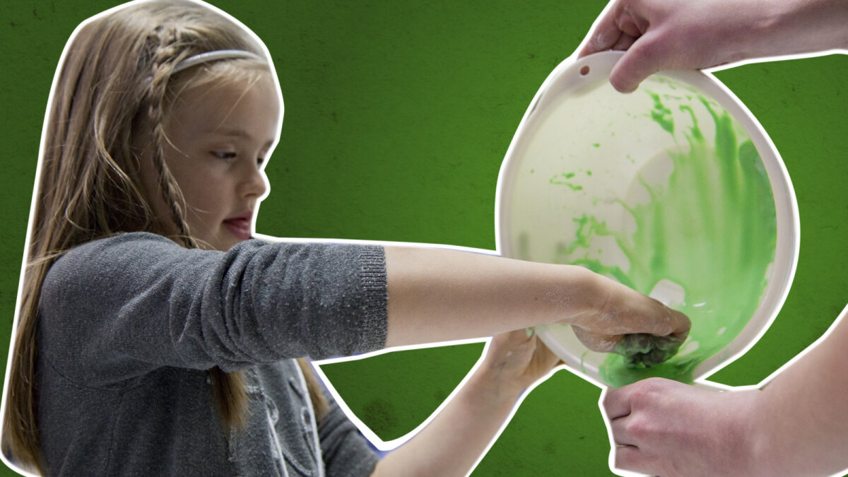 2. How to Make Oobleck