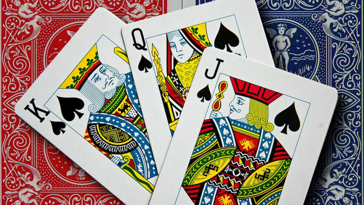 Do the Kings, Queens and Jacks on Playing Cards Represent Real People?
